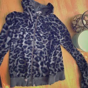 Splendid zip up hoodie