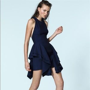 Cameo The Label Lights Dress Navy