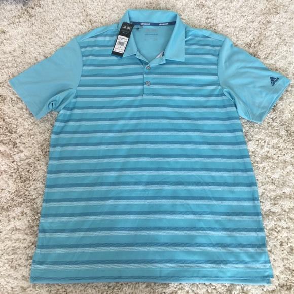 Adidas magliette polo poshmark climacool golf