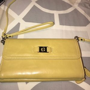 Small clutch/wristlet in great condition