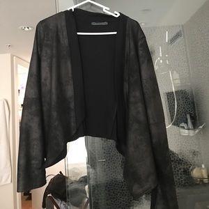 Velvet brand light two toned blazer