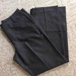 Larry Levine Dark Gray Dress Pants - Size 12