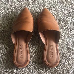 478d6cc65aae Madewell Shoes - MADEWELL Gemma Leather Mule