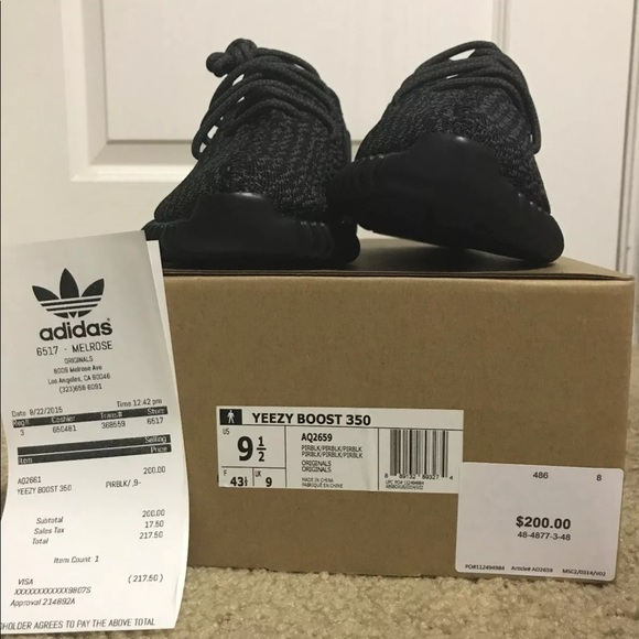 7f1a5297655 Adidas yeezy boost 2015 pirate black