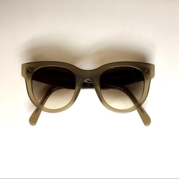 d76d7ada634f Celine Accessories - CELINE  Baby Audrey Sunglasses