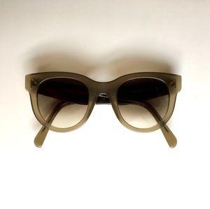 CELINE: Baby Audrey Sunglasses