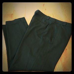 LOFT Marissa Black Ankle Pants