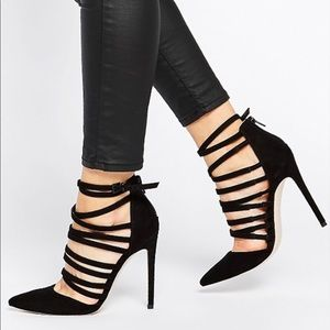 Asos promote high heels