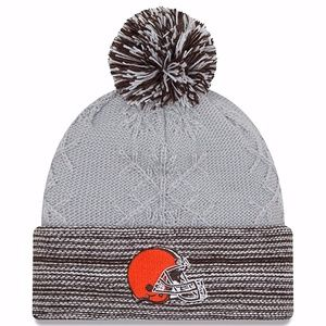 finest selection 1f3b6 7f2e5 New Era Accessories - Cleveland Browns Women s Snow Redux Beanie