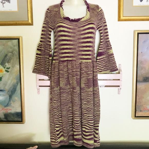 fdda2a8411 MISSONI NWT Delizia Abito Sweater Dress XL🌹🌹🌹