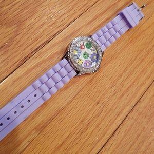 Jewelry - Purple watch