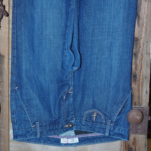 OLD NAVY Mid Denim Jeans Sz 12 Flare Bell Bottoms