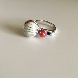 Oyster Shell Ring