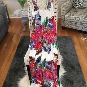 Gorgeous Floral Ark & Co Dress