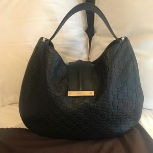 Gucci Guccissima leather hobo bag 💯Authentic 💞
