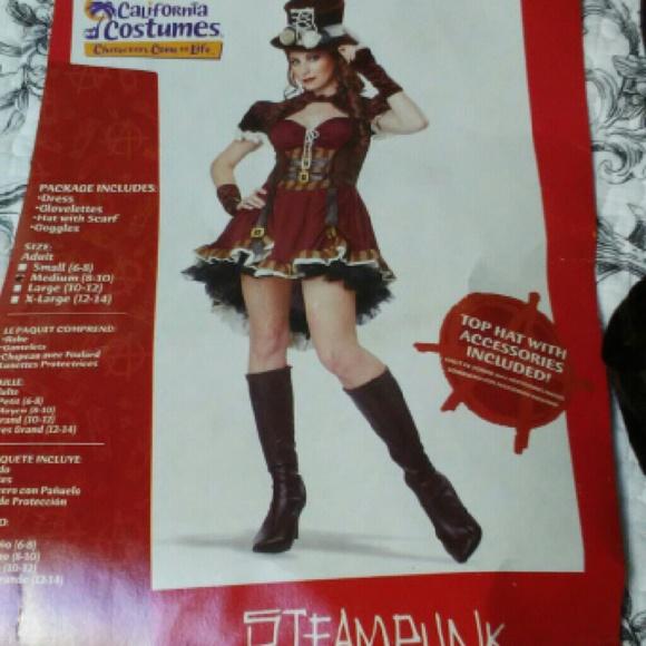 Sale $22 Halloween Costume & California Costumes Other | Sale 22 Halloween Costume | Poshmark