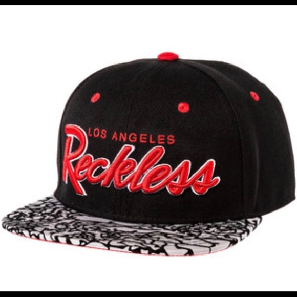 size 40 88b85 8ed70 Young   Reckless Snapback. M 59bd77949c6fcf4287046a5f