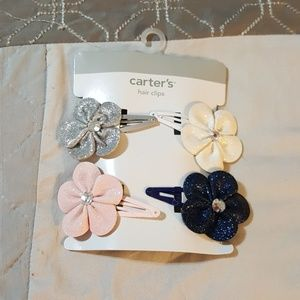 Carter's Hair Clips