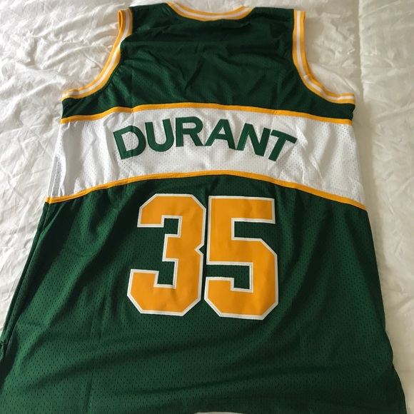 official photos 67a53 d6671 KD - Kevin Durant Throwback Jersey NWT