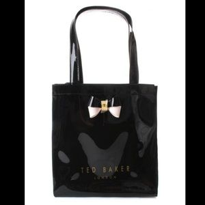 Ted Baker Large Icon Colorblock Bow Tote