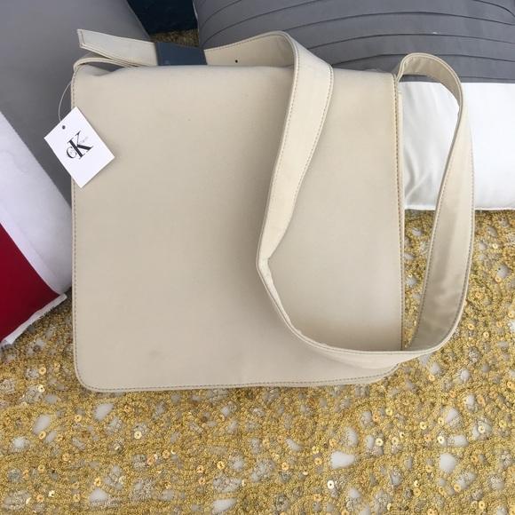 c1b3da2a7d81 BRAND NEW Calvin Klein satchel bag
