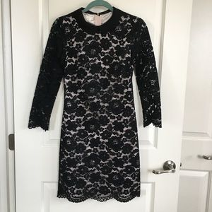 """Ted Baker Black Lace """"Ameera"""" Dress"""