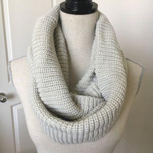 New beige scarf