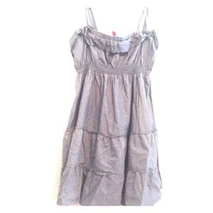 Pure Energy Chambray Dress