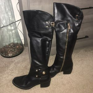 Vince Camuto Over-Knee Boots