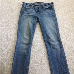 J Crew stretch straight leg jeans 6