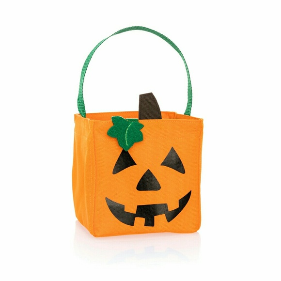 Playful Pumpkin New in Package Thirty-One Cinch Sac