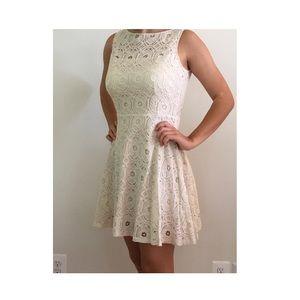 BB DAKOTA lace dress size 8