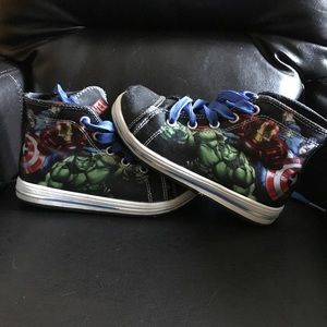 Toddler Boys Marvel Sneakers