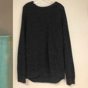 Comfy Dark Gray Sweater