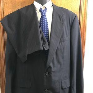 Brooks Brothers Brooksease Golden Fleece Suit