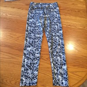 Jessica Simpson cheetah leggings