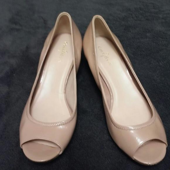 Cole Haan Schuhes Schuhes Schuhes   Peep Toe Wedge Größe 75   Poshmark cc7624