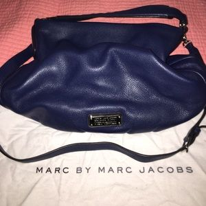 SALE 💰NWOT 💙 Marc Jacobs Hillier Leather Hobo