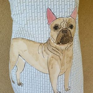French Bulldog Apron NWT