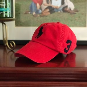 5760d5dd83325 Polo by Ralph Lauren Accessories - Polo Ralph Lauren Unisex Big Pony hat.  Used.