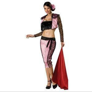 NEW Tempting Toreador Bullfighter Matador Costume