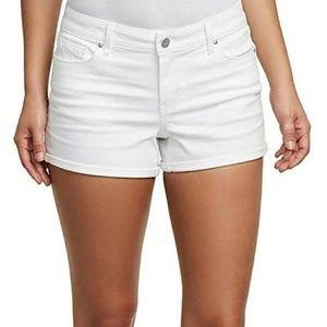 Jessica Simpson cuffed shorts