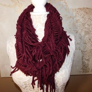 CHAMPAGNE COLOR INFINITY SCARF!!!!