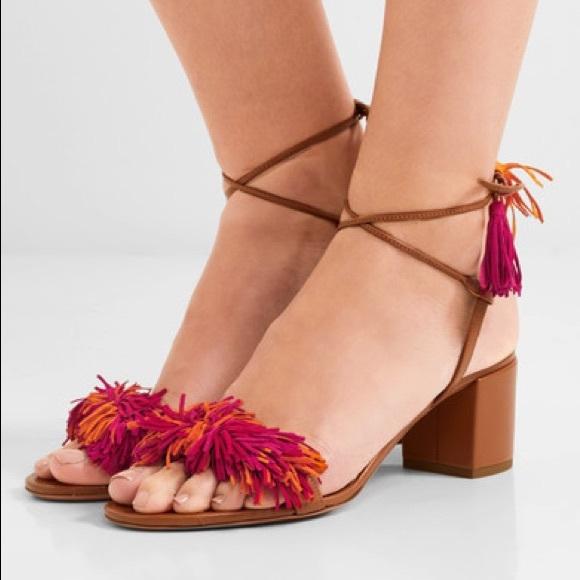 8219fffcefb Aquazzura Shoes - Aquazzura Wild Things Sandals