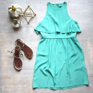 Pretty Mint TIBI Dress