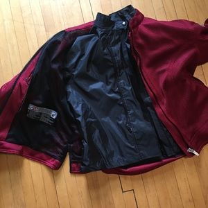 joe rocket Jackets & Coats - ⬇️$70 Red Joe Rocket Motorcycle Jacket w/ Liner