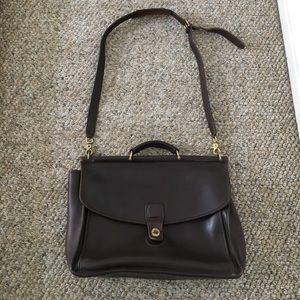 Vintage coach briefcase 💼