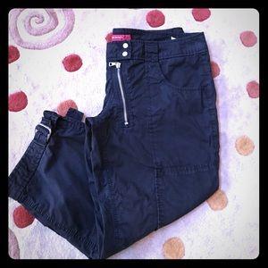 Miss Sixty Capri Cargo Pants