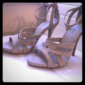 Rose-Cream colored heels