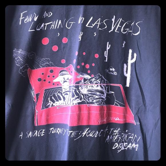 Fear and Loathing - Ralph Steadman shirt - Lg